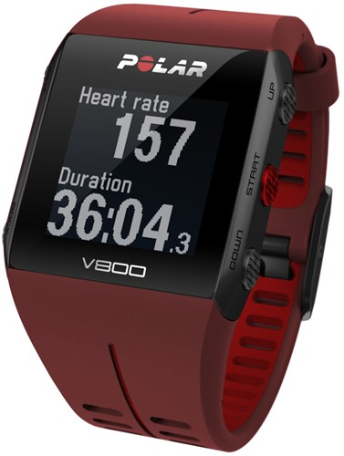 Polar V800 Red HR-3