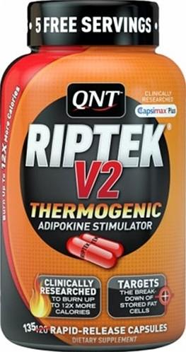 QNT Riptek - 120 caps