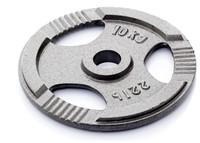 Gietijzer schijf 10 kg (50 mm)-1
