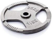 Gietijzer schijf 25 kg (50 mm)