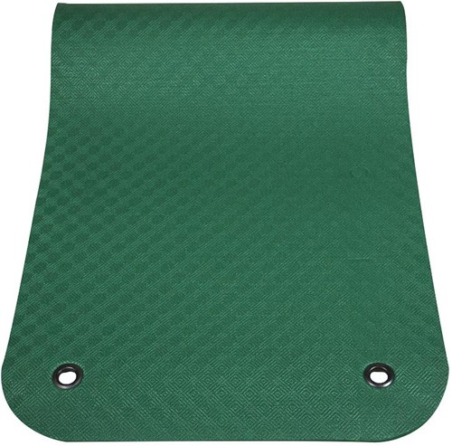 Reha Fit Fitnessmat Groen - Yogamat - 180x65 cm-2