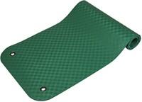 Reha Fit Fitnessmat Groen - Yogamat - 180x65 cm