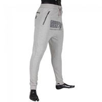 Gorilla Wear Alabama Drop Crotch Joggers - Gray-2
