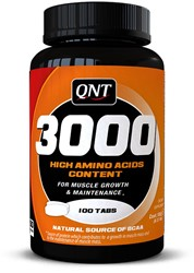 QNT - AMINO ACID 3000 - 100 Tabletten