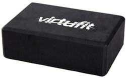 VirtuFit Yoga Blok Zwart