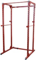Body-Solid (Best Fitness) Powerrack - Rood-1