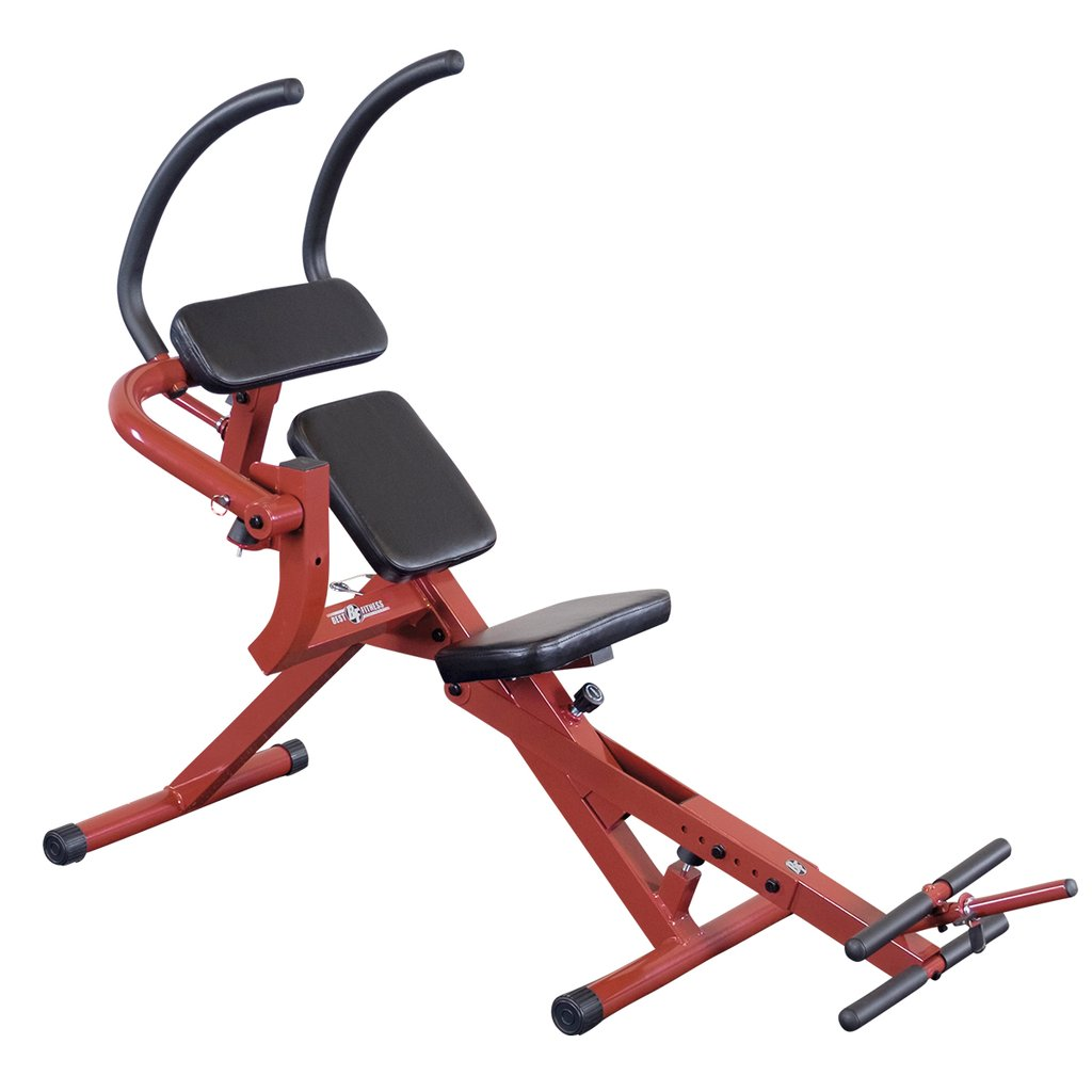 Best Fitness BFAB20 Semi-recumbent Ab Bench