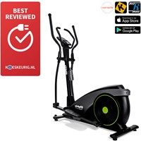 VirtuFit iConsole Total Fit Ergometer Crosstrainer - Gratis trainingsschema