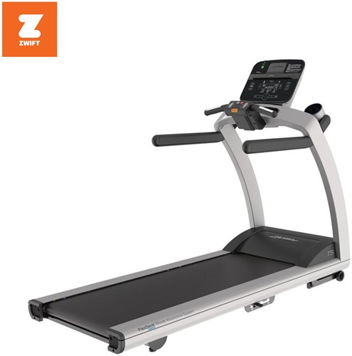 Life Fitness T5 Track Connect Loopband - Gebruikt