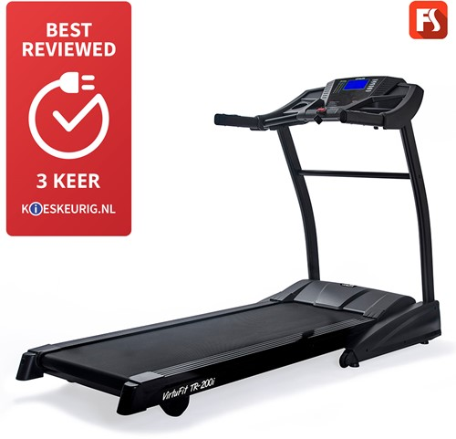 VirtuFit TR-200i Loopband - Gratis trainingsschema