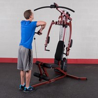 Body - Solid Sportsmans Gym - Rood-2