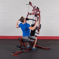 Body - Solid Sportsmans Gym - Rood-3
