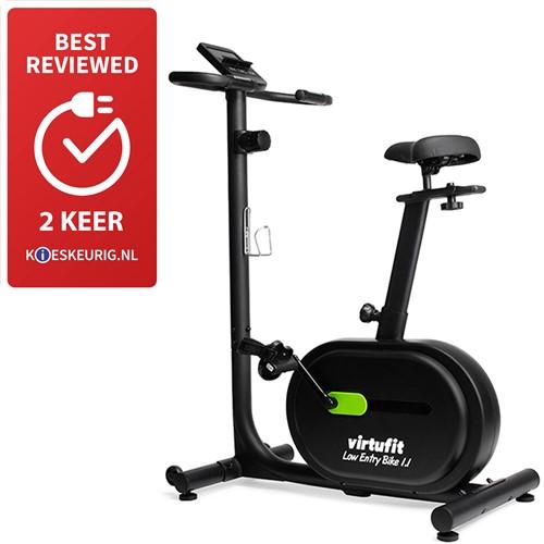 VirtuFit Low Entry Bike 1.1 Hometrainer - Gratis trainingsschema