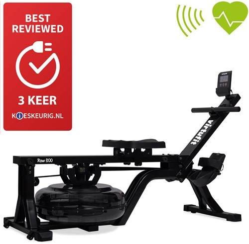 VirtuFit Water Resistance Compact Row 800 Roeitrainer - Gratis trainingsschema