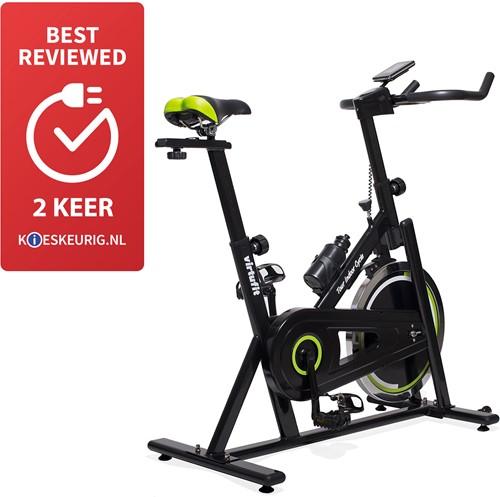 VirtuFit Tour Indoor Cycle Spinningfiets - Gratis trainingsschema