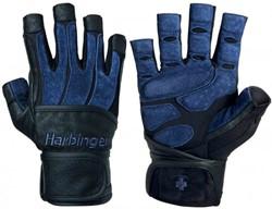 Harbinger BioForm WristWrap - Black/Blue