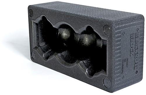 Blackroll Block - Zwart