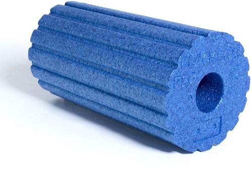 Blackroll Groove Pro Foam Roller - 30 cm - Blauw