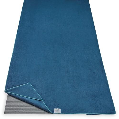 Gaiam Stay Put Yoga Handdoek - Lake