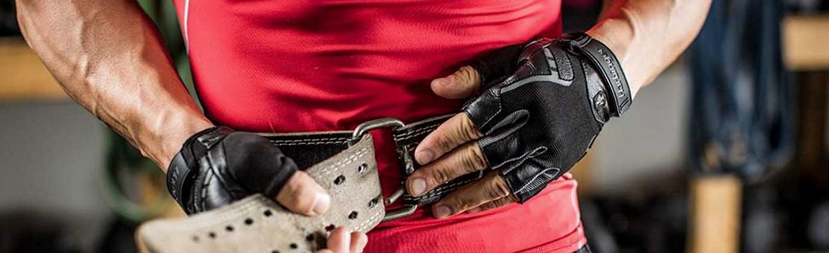 Fitness handschoen patenten van Harbinger
