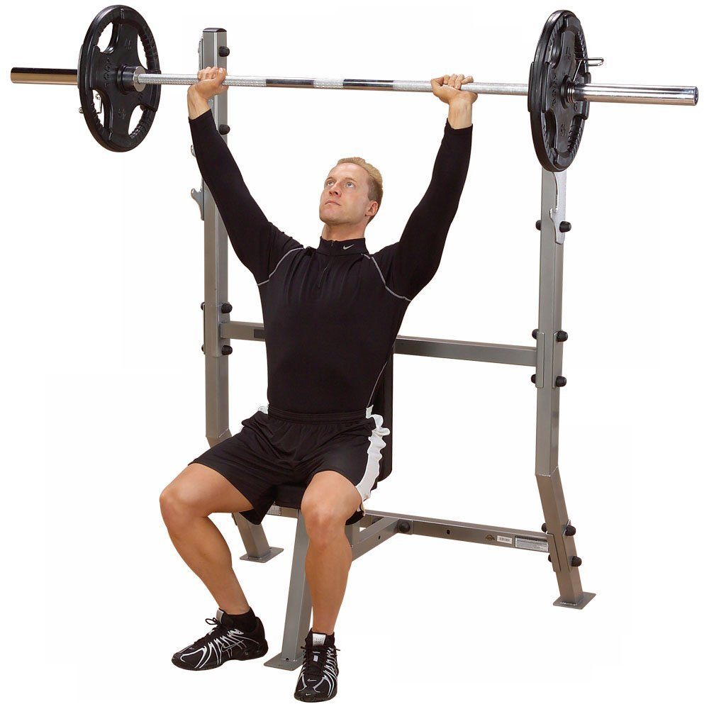 ProClubline SPB368G Shoulder Press Olympic Bench