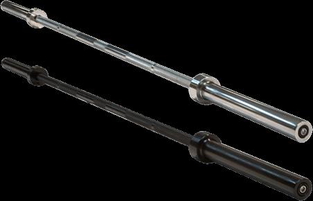 Body-Solid Olympic Power Bar - 150 cm - Chroom-2