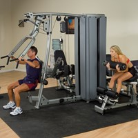 Body Solid ProDual 4 Stack Homegym