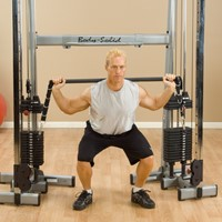 Body-Solid Functional Training Center Bar Accessoire-2
