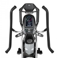 bowflex max trainer M7 crosstrainer display