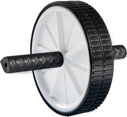 VirtuFit Dubbel Buikspierwiel - Ab Wheel