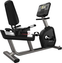 Life Fitness Ligfiets Club Series+