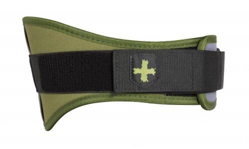 Harbinger Competition 6'' CoreFlex Belt - Groen/Grijs/Zwart - 15 cm-2