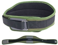 Harbinger Competition CoreFlex Belt Green/Gray/Black-1
