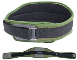 Harbinger Competition CoreFlex Belt Green/Gray/Black