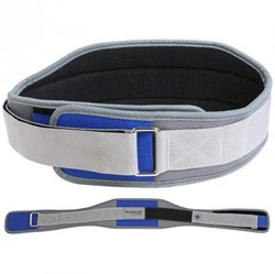 Harbinger Competition 5'' CoreFlex Belt Grijs/Blauw - 13 cm