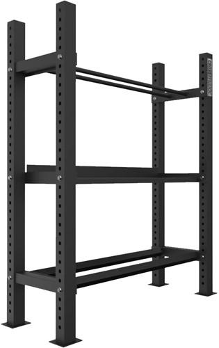 Lifemaxx Crossmaxx Storage Rack - Opbergrek - Model 1