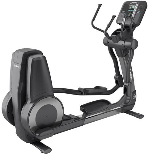 Life Fitness Platinum Explore Crosstrainer - Titanium Storm - Gratis montage