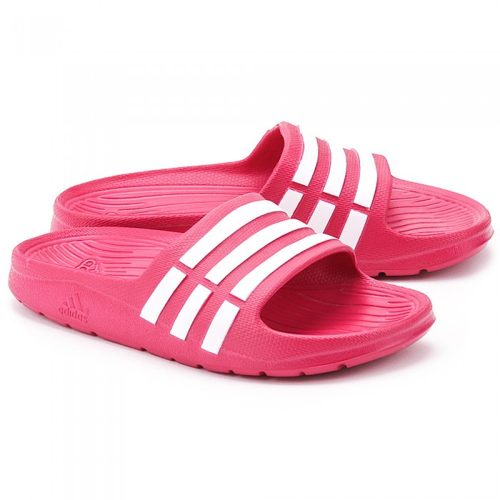 Adidas Duramo Slippers Slide Roze Junior 35