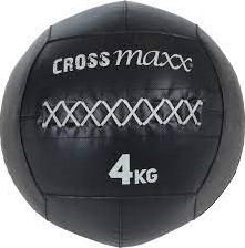 Lifemaxx Crossmax Wall Ball - 4 kg - Tweedekans
