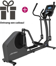 Life Fitness E1 GO Crosstrainer - Demo