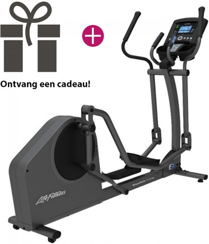 Life Fitness E1 GO Crosstrainer - Showroommodel