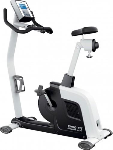 Ergo-Fit Cycle 4000 MED Hometrainer - Gratis montage