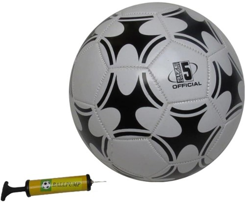 Etan Voetbal incl. Pomp