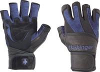 Harbinger BioFlex WristWrap - Black/Blue-1