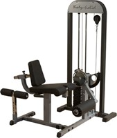 Body-Solid Leg Extension & Leg Curl Machine-1