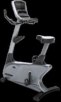 Vision Fitness U20 Touch Hometrainer - gratis montage