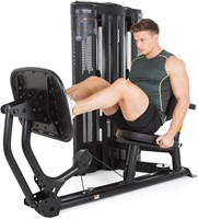 Finnlo Maximum Inspire DUAL Krachtstation - Leg Press en Calf Press-2
