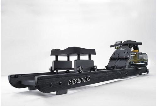 First Degree Fitness Apollo Hybrid Rower AR Black Roeitrainer - Gratis montage