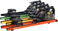 First Degree Fitness Neon Rower - Groen - Gratis montage-3