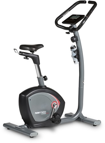 Flow Fitness Turner DHT500 Hometrainer  - Gratis trainingsschema